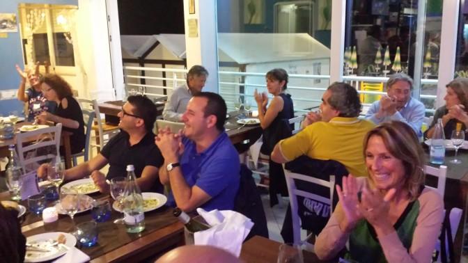 3° Menu' L'Angolino sul Mare – 19 Settembre – Senigallia