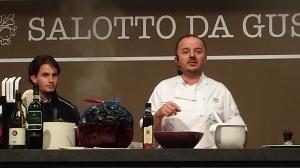 """Simone Baleani """"Il Molo"""" di Portonovo."""