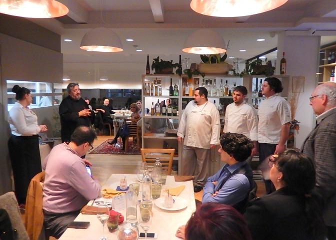 """Venerdì 29 Gennaio 2016 ritorna il menù d'eccezione di pesce e tartufo presso il """"Rist. Borgo del Faro"""" di Fano"""